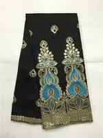 Оптовая продажа, высокое качество Африканский индийский geroge кружевной ткани с блестками Украсьте Джордж кружевной ткани для торжественное