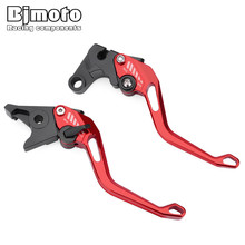 BJMOTO Motorcycle 5D CNC Clutch Brake Levers For Honda VFR800 VFR800F 2002-2018 CBF1000 VTR1000F/FIRESTORM VFR750 VF750S SABRE
