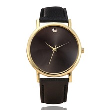 Luxury Brand Women Watch 2018 Fashion Casual Leather Quartz Watch Analog Men's Simple Business Wristwatch Relogio Feminino Clock