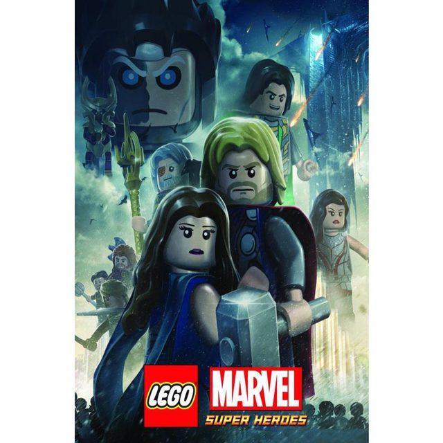 Tienda Online LEGO Marvel lona Telas tela cartel Arte lienzo ...