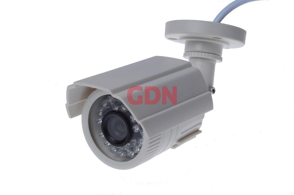 "800TVL 1//4/"" CMOS Color IR CUT CCTV Security Camera 3.6mm Lens Bullet Outdoor"