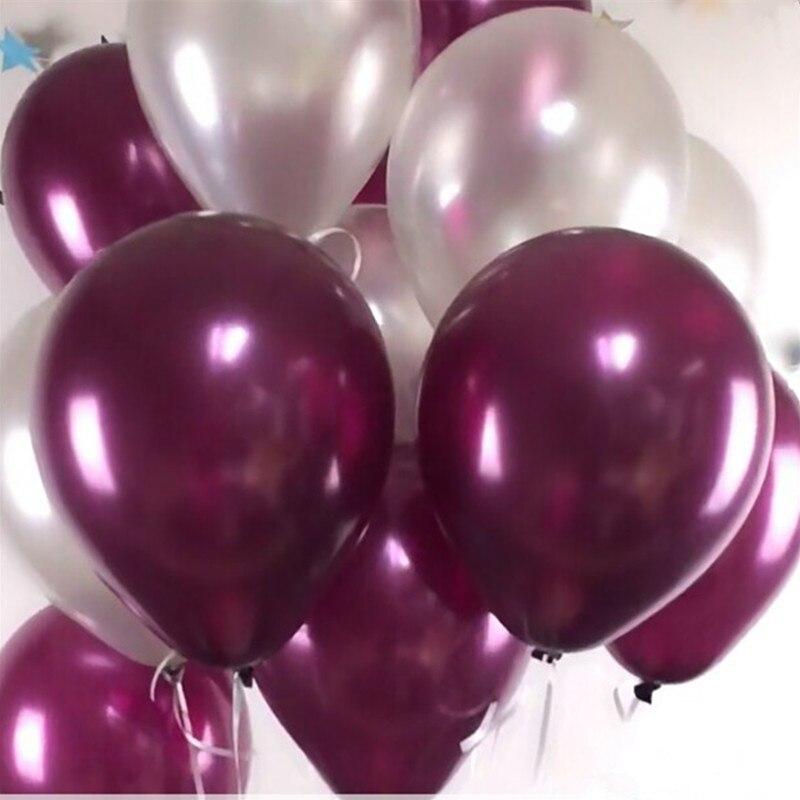 "helium quality 12"" latex balloon"