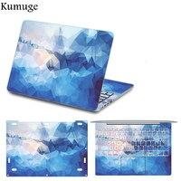 Laptop Sticker For Xiaomi Mi Notebook Pro 15 6 Colorful Full Set Print Decal Vinyl Laptop