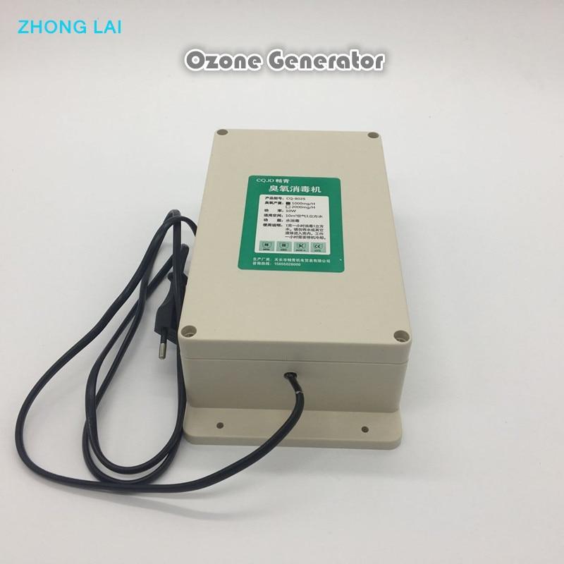 2//4-wire Ozone Generator Negative Ion Sterilization Ozone Sensor for Chopsticks
