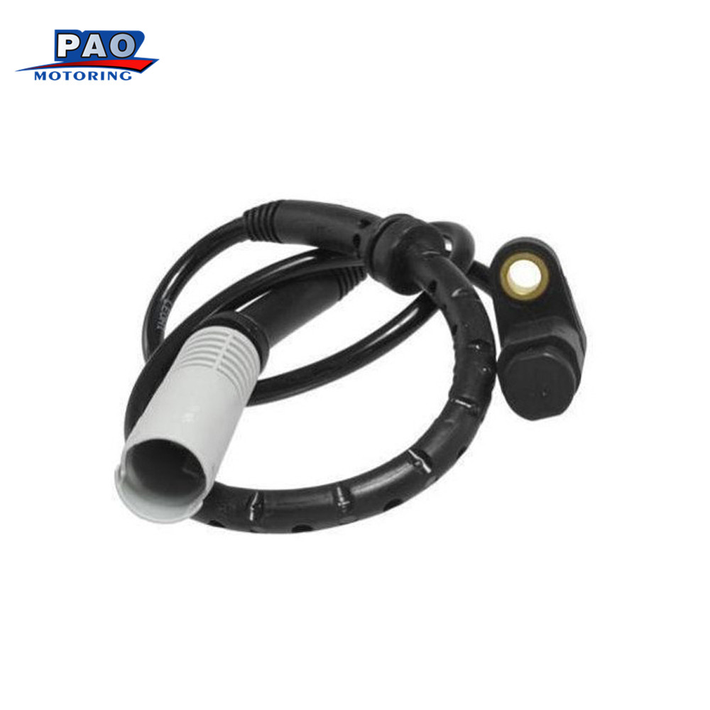 Front Left/Right ABS Wheel Speed Sensor For 1995-1998 BMW 7 Series 740i 740iL 750iL E38 OEM 34521182076 New Car Parts Sensors