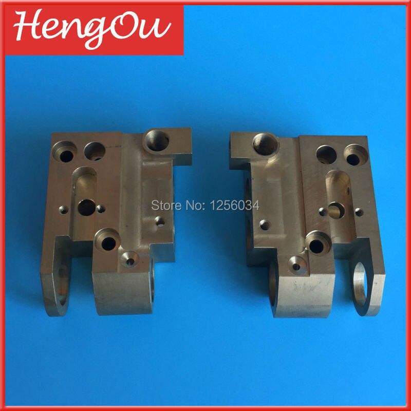 1 pair Heidelberg printer parts Pneumatic seat gauge copper wire Automatic Block gauge copper wire
