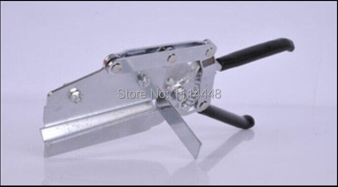 LED Advertising Letter Seaming Pliers Metal Edge Bender Pliers Aluminum Iron Stainless Steel Luminous Characters Bending Tool