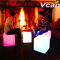 16 Big LED Cube Light Furniture