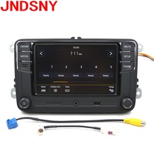 "JNDSNY RCD330 Plus Car 6.5"" MIB car radio RCD330G RCD330 RCD510 RCN210 for golf5 6 Jetta 6 Passat CC Tiguan polo"