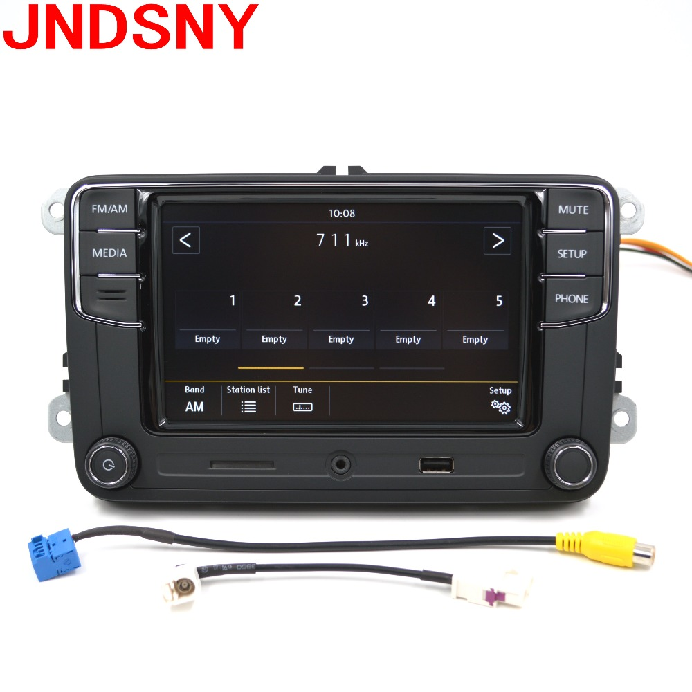 jndsny rcd330 plus car 6 5 mib car radio rcd330g rcd330. Black Bedroom Furniture Sets. Home Design Ideas
