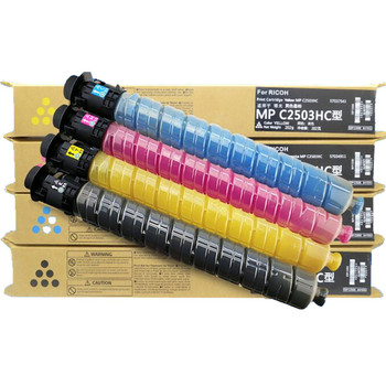High Yiled for Ricoh MP C2003 MP C2503 MP C2011 MPC2003 MPC2503 MPC2011 MPC 2003 MPC 2503 MPC 2011 MPC2003SP MPC2503SP toner