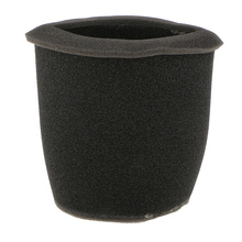 Black Foam Air Filter Cleaner Sponge Replacement For GS125 Motorcycle Scooter Dirt Bike