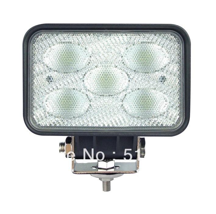 5pcs/lot 50w work light flood bar lamp offroad truck mining boat 4wd ute suv 12v-24v ip67 6000k,fast