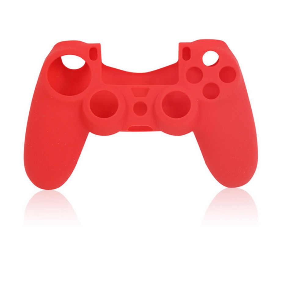 Камуфляжный, силиконовый защитный чехол для PS4 Контроллер sony Playstation PS 4 Контроллеры Dualshock 4 геймпад джойстик
