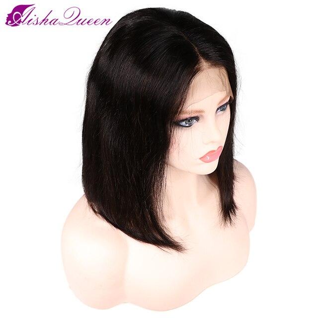 150% Density Bob Lace Front Human Hair Wig Brazilian Lace Front Short Human Hair Remy Hair For Black Women Short Bob Lace Wig