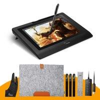 Parblo Coast10 10,1 ips графический планшет для рисования ЖК дисплей Дисплей монитор + Батарея Бесплатная ручка + двумя пальцами перчатки + шерсть лай