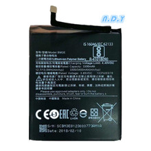 For Xiaomi BM3E 3300/3400mAh Battery mi 8  Batterie Bateria Accumulator Smart