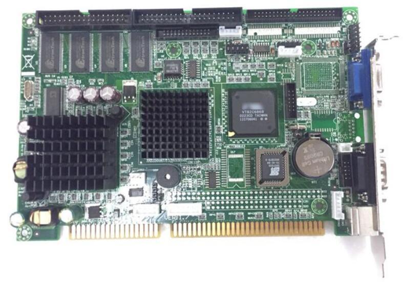 Nouveau IPC ISA Board 486 FB2501 FB 2501 carte mère industrielle demi taille CPU carte PICMG1.0 PC/104 à bord CPU RAM pour CNC EDM-in Informatique industrielle et accessoires from Ordinateur et bureautique on AliExpress - 11.11_Double 11_Singles' Day 1