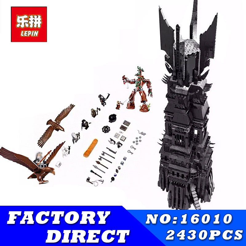 LEPIN 16010 2430Pcs Lord of the Rings Lord of the Rings Model Set Building Kits Model Toys for Children Compatible With 10237 commutativity of rings with derivations