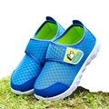 Summer children's sports shoes breathable mesh baby shoes