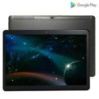 10.1 3G 4G Tablets Android Octa Core 32GB 64GB ROM Dual Camera 8MP Dual SIM Kids Tablet PC Wifi A GPS bluetooth smart phone