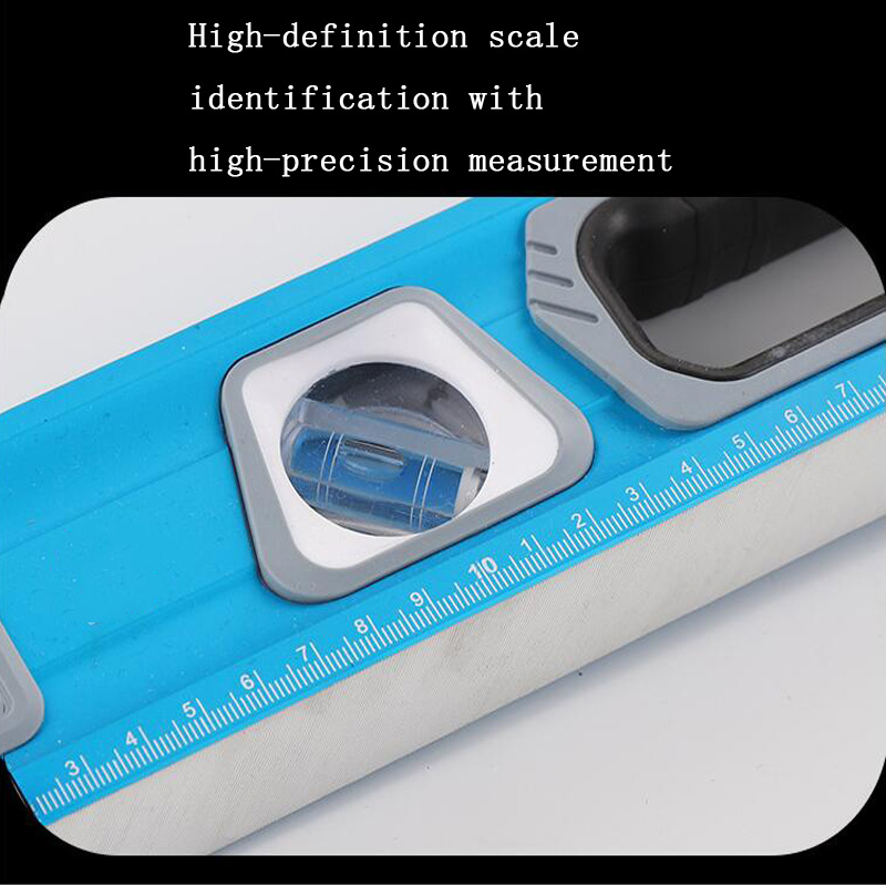 Digital protractor multi standard angle measuring instrument level inclinometer with magnet horizontal angle tester ruler 1200mm in Protractors from Tools