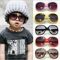 Baby ANTI-UV Glasses Candy Colorful Children Round Fashion Sunglasses Eyewear