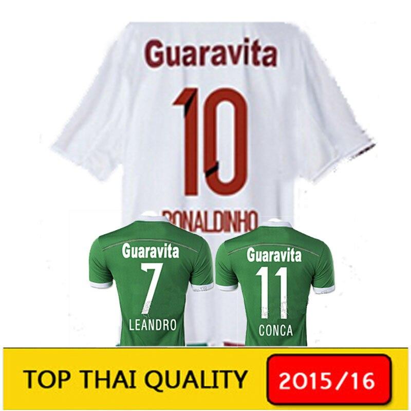 official photos 6eed0 f1013 New 2016 Fluminense soccer Jersey Brazil football shirt ...