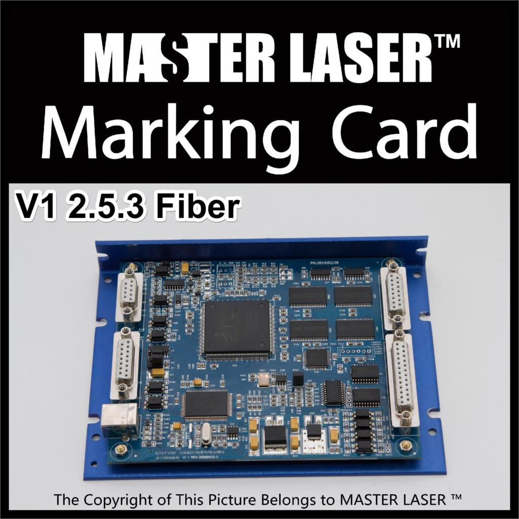 Free Shipping Marking  Machine Control Software V1 2.5.3 EZCARD for 1064nm Fiber Marking Machine IPG Laser Marking Card free shipping 1064nm laser protective glasses for workplace of nd yag laser marking and cutting machine supreme quality