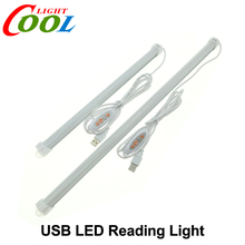 USB LED Bar Light DC 5V Eyes Protection LED Rigid Strip LED Reading Light.