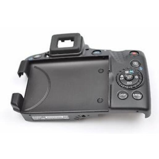 Pièce de réparation pour Canon SX50 HS coque arrière couvercle arrière Ass'y avec boutons panneau de clé