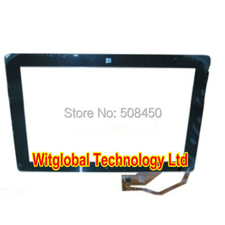 New 10.1 inch ONDA V102w Windows Tablet Capacitive touch screen panel Digitizer Glass Sensor Replacement Free Shipping new for 8 pipo w4 windows tablet capacitive touch screen panel digitizer glass sensor replacement free shipping