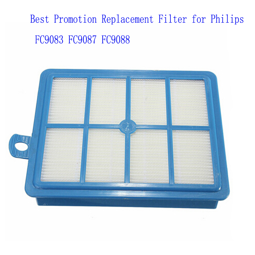 Buy 1 Piece Replacement for H12 HEPA Filter for PHILIP Electrolux EFH12W AEF12W FC8031 EL012W 100% Brand New Free Post Blue Filters for only 5.22 USD