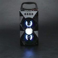Заводская цена Лидер продаж Мультимедиа Bluetooth беспроводной Портативная колонка Super Bass с USB/TF/AUX/FM радио Прямая