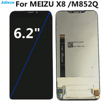 цена на FOR Meizu X8 LCD M852Q LCD Display+touch Screen+Tools Digitizer Assembly Replacement Accessories for MZ X8 LCD