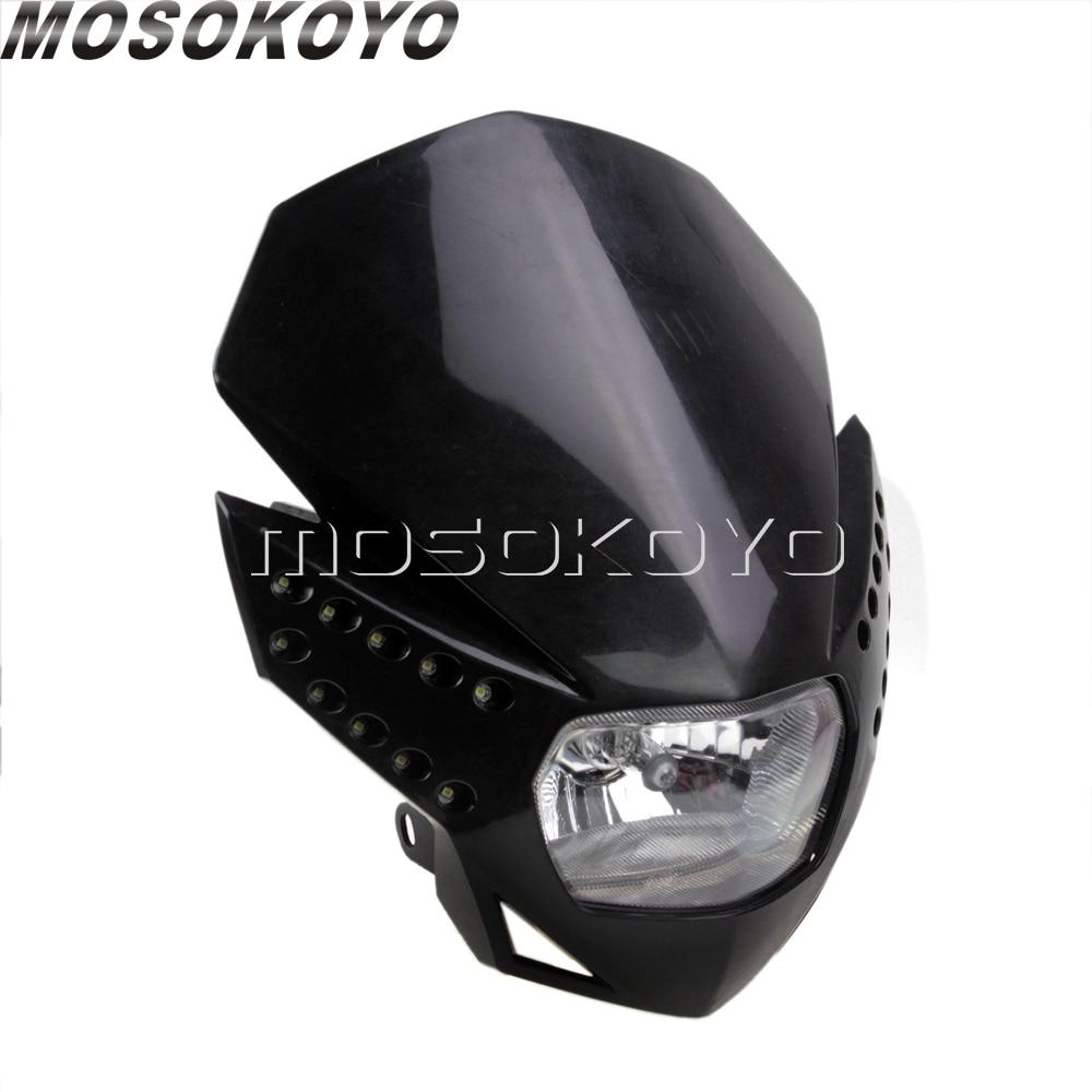 Motorcycle LED Turn Signal Indicator Light Yamaha XT660 WR250 WR125 XT125 DT50