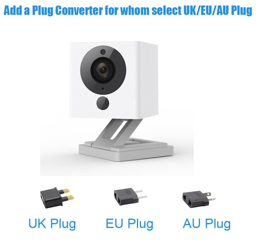 Xiaomi Mijia xiaofang 1s IP cam 1080P 2MP Night Vision Two-way audio P2P  Wifi Home security camera IR 9m wireless Web Camera