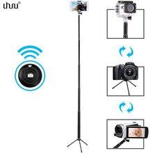 Ухуру палка для селфи с Bluetooth Remote и штатив Портативный Водонепроницаемый монопод для GoPro для Iphone для Samsung серии для DSLR