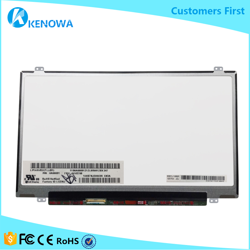 Free Shipping 14 Laptop Lcd Led Screen LP140WD2 TLB1 LP140WD2 TL B1 1600*900 for Thinkpad T420 T420I T420S Notebook DisplayFree Shipping 14 Laptop Lcd Led Screen LP140WD2 TLB1 LP140WD2 TL B1 1600*900 for Thinkpad T420 T420I T420S Notebook Display
