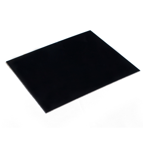 Schwarz Reflexions-brett für Studio Foto Lichtzelt Box 25 cm x 30 cm kostenloser versand