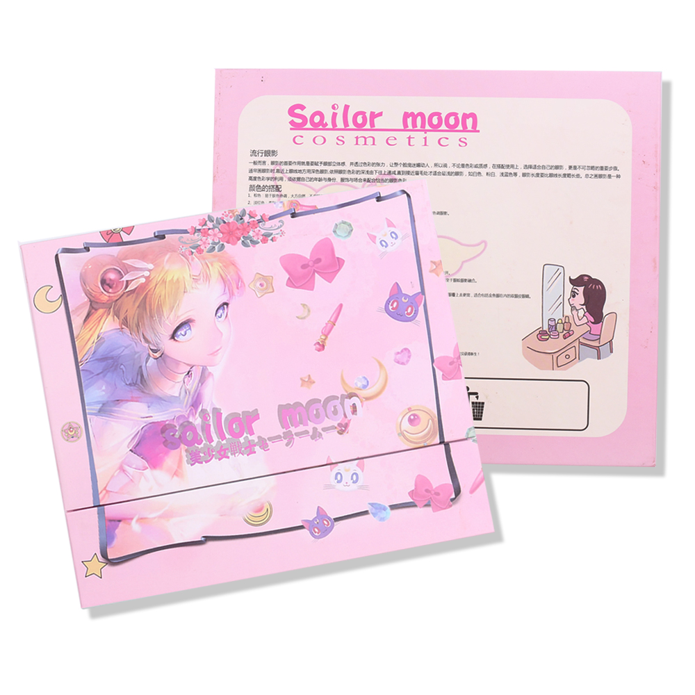 Set completo de maquillaje de Sailor Moon 5