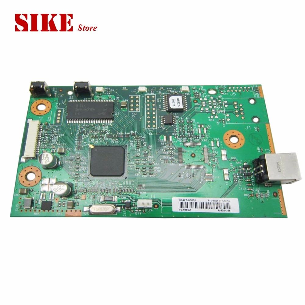 Logic Main Board Use For HP LaserJet 1022 HP1022 Formatter Board Mainboard CB504-60001 CB406-60001 laserjet main board for hp m351 m351a ce794 60001 formatter board mainboard