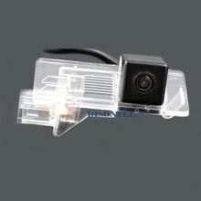 Для sony CCD камера ночного видения автомобиля заднего вида для Renault Fluence 2013 комплект заднего хода парковочная