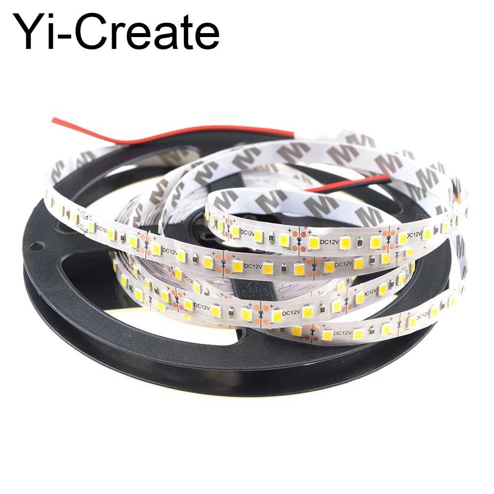 smd3528 smd2835 120led m 5m 600 led strip light dc 12v flexible led strips light color white. Black Bedroom Furniture Sets. Home Design Ideas