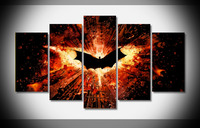 7302 awesome batman Poster wood Framed Gallery wrap art print home wall decor Gift wall picture Already to hung digital print