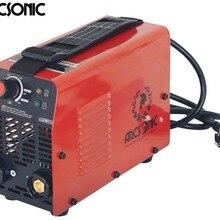 IGBT дуговая сварочная машина инверторного сварочного аппарата, MMA200 ARC200 сварочный аппарат легко сварки электродом 2,5 3,2 4,0 для дуговой сварки под флюсом