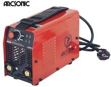 Igbt-дуговой сварщик Инвертор сварочный аппарат MMA200 ARC200 сварочный аппарат легко электрод сварки 2,5 3,2 4,0 дуговой