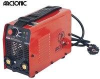 Igbt дуговой сварщик Инвертор сварочный аппарат MMA200 ARC200 сварочный аппарат легко электрод сварки 2,5 3,2 4,0 дуговой