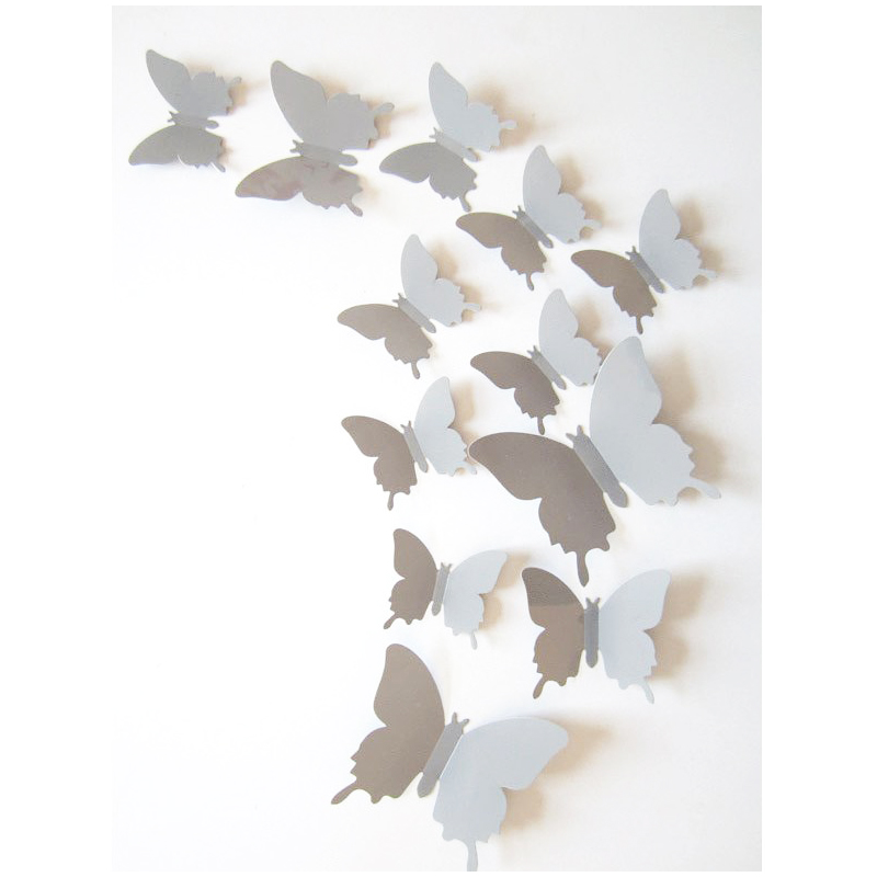 Colofrul Butterfly Wall Stickers 1