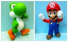 Super Mario Bros Yoshi PVC Action Figures toy doll 24cm